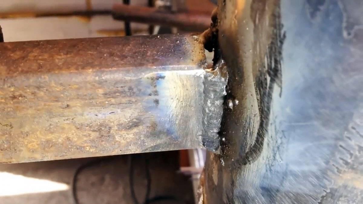 Как варить тонкий металл