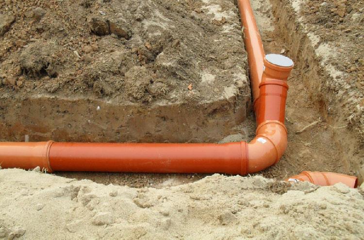 Цена работ по прокладке одного погонного метра канализации