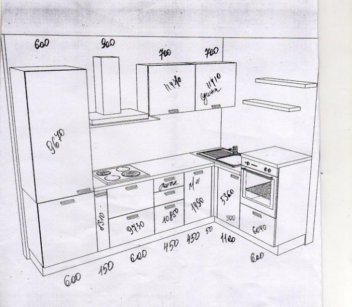 Кухонный мебельный гарнитур — как выбрать и не пожалеть