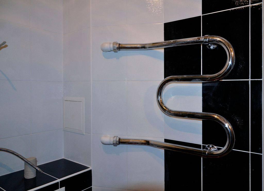 Правильное подключение полотенцесушителя