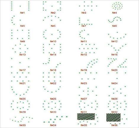 Расположение светильников на натяжном потолке: фото и схемы расположения точечных светильников
