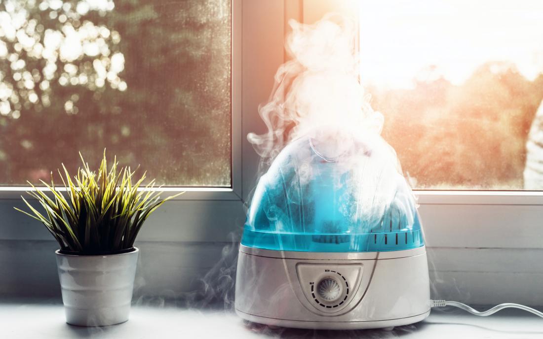 В чем польза и вред увлажнителей воздуха