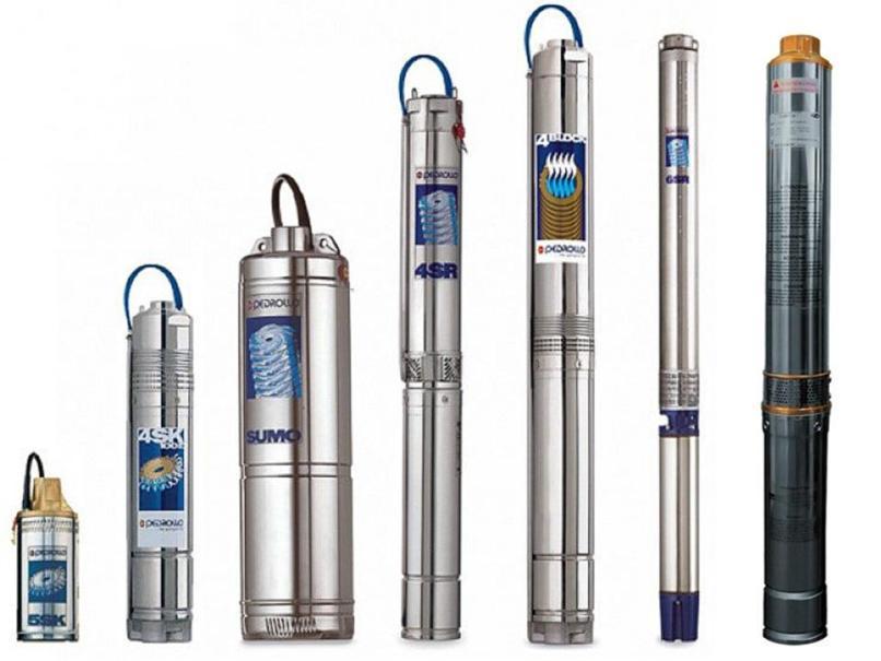 Какой выбрать насос для скважины