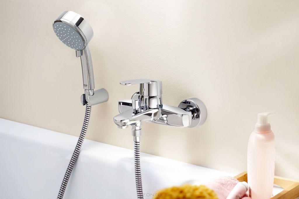 Выбираем смеситель в ванную