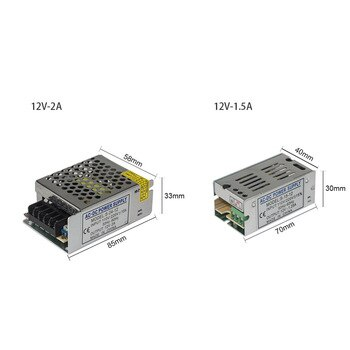 Как рассчитать мощность трансформатора для светодиодной ленты