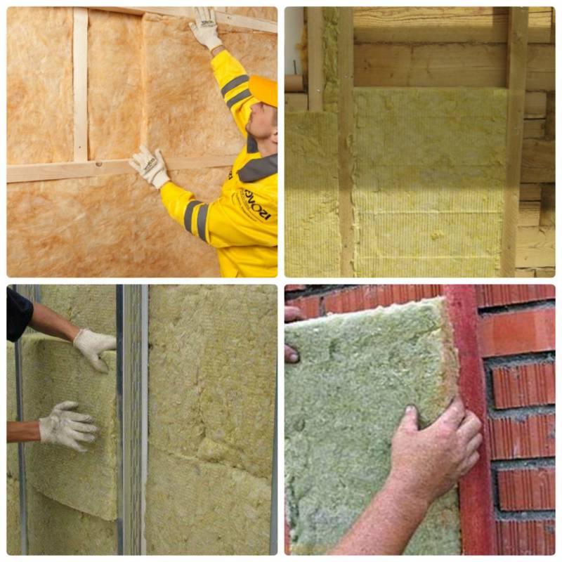 Как утеплить стены изнутри дачного домика своими руками