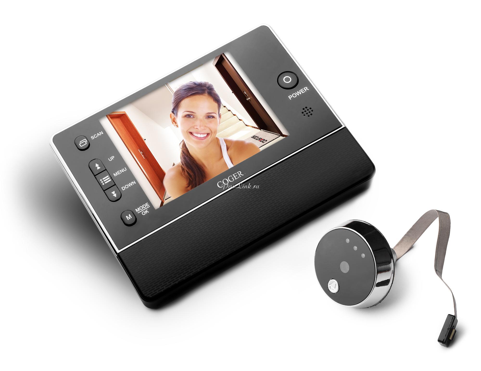Как выбрать видеоглазок (дверной глазок с видеокамерой)