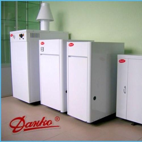 Характеристики газовых котлов Данко и инструкция по эксплуатации