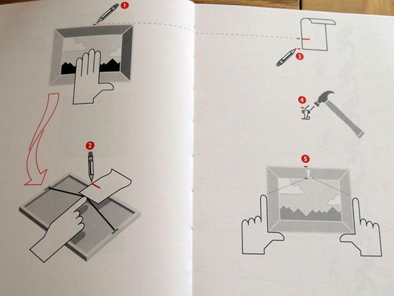 Как правильно повесить модульную картину