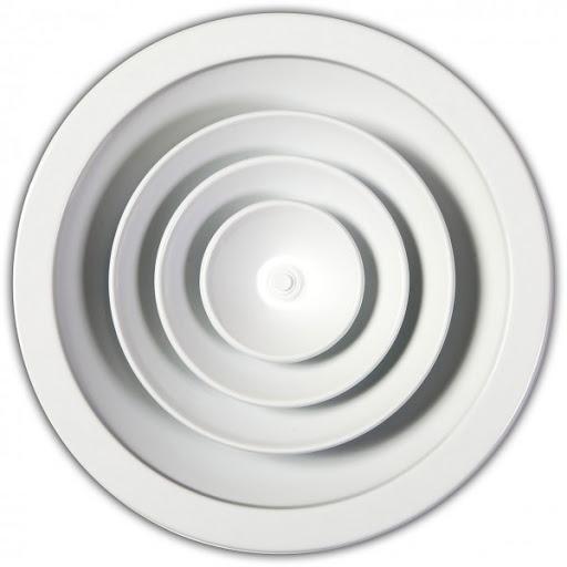 Использование анемостата в системе вентиляции