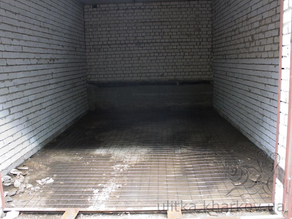 Сделать пол в гараже: какой и как