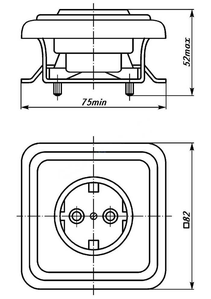 Как установить трехполюсную штепсельную розетку своими руками