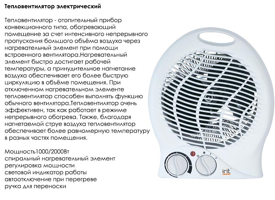 Особенности польских тепловентиляторов Вулкан