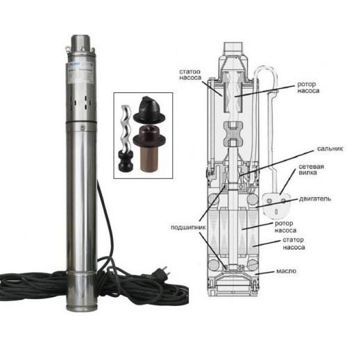 Обзор погружных насосов для скважин Беламос