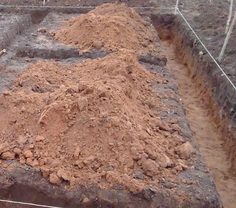 Особенности глинистой почвы при возведении фундамента