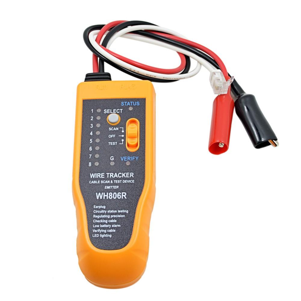 Детектор (индикатор) скрытой проводки