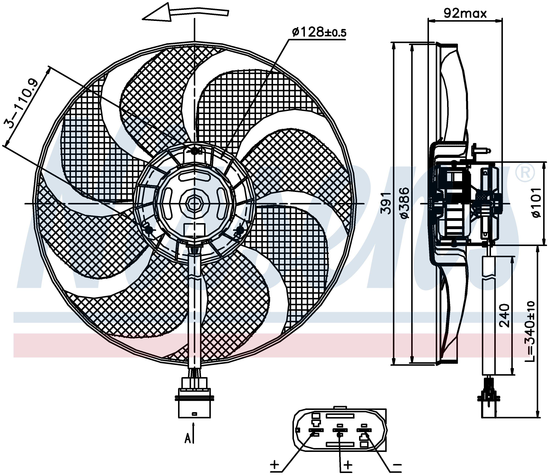 Все о системе охлаждения кондиционера: мощность, вентилятор, площадь