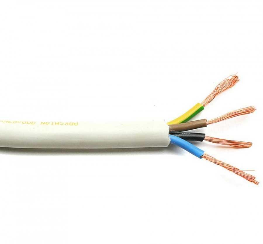 Расшифровка маркировки и технические характеристики провода ПВС