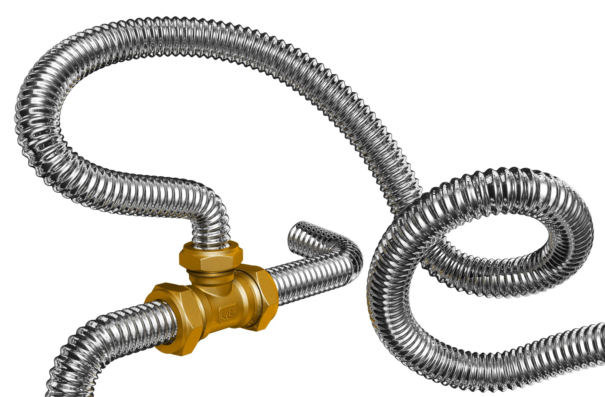Обзор гибких труб для водоснабжения