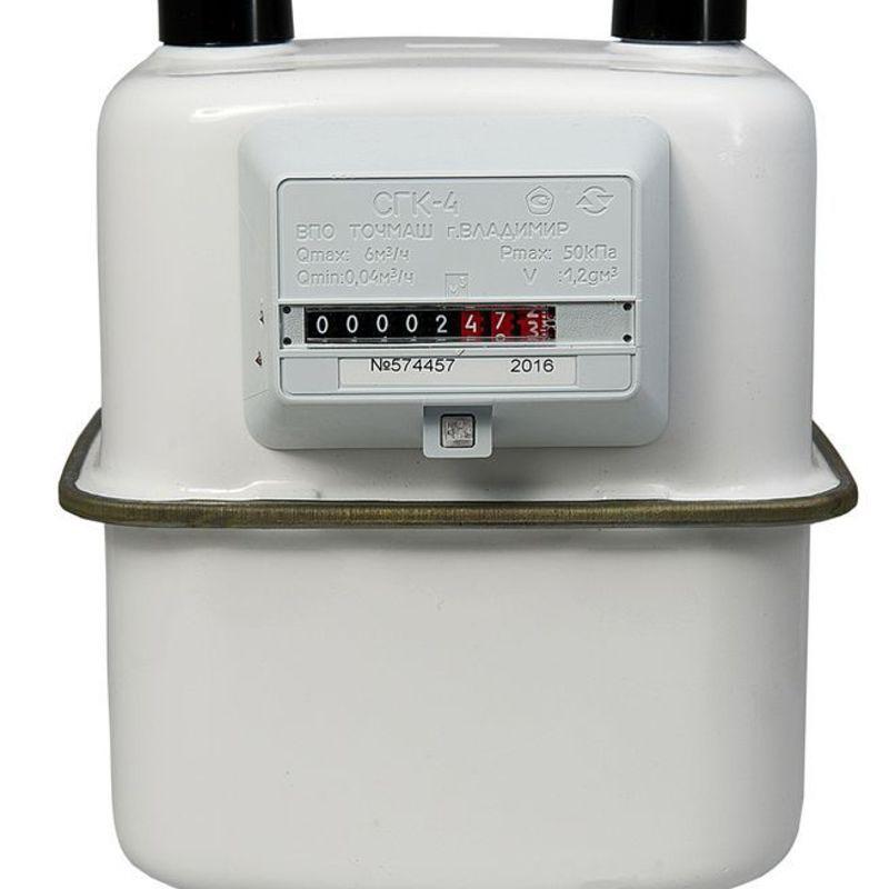 Выбор бытового газового счетчика для квартиры и частного дома