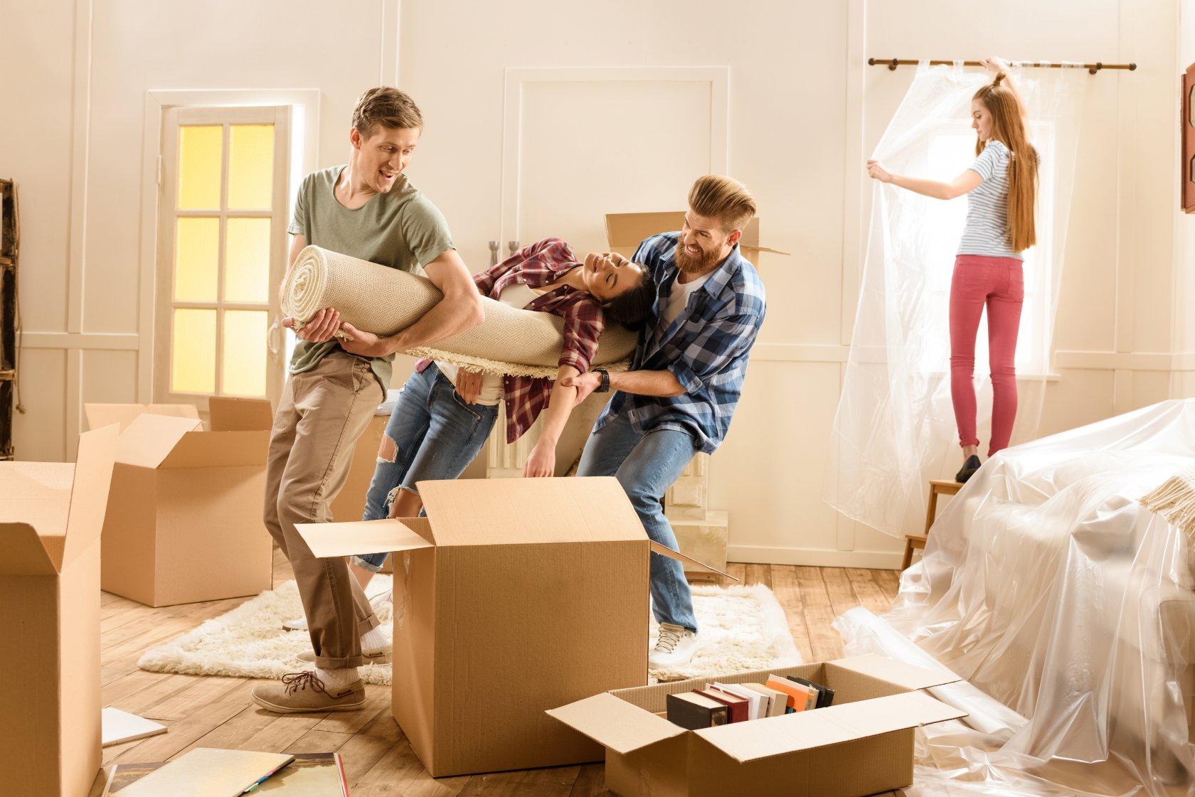 Список из 7 пунктов, которые нужно проверить перед переездом в новую квартиру