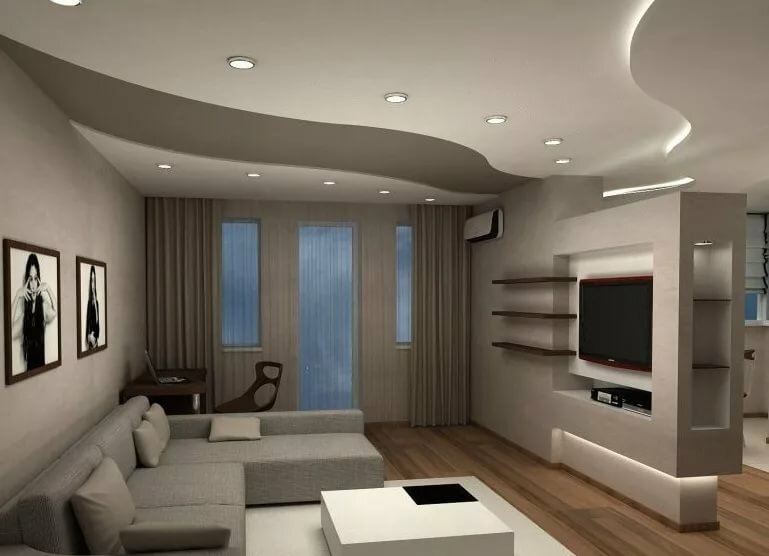Однокомнатная квартира: ремонт своими руками