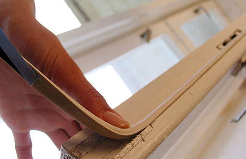 Как утеплить старые деревянные окна на зиму