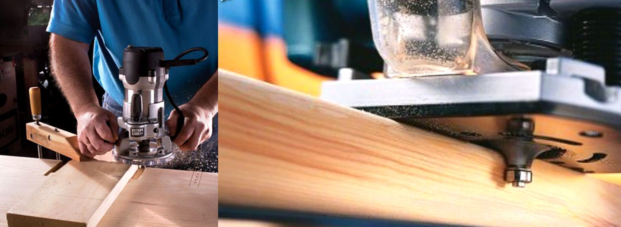 Самостоятельная фрезеровка дерева и древесины