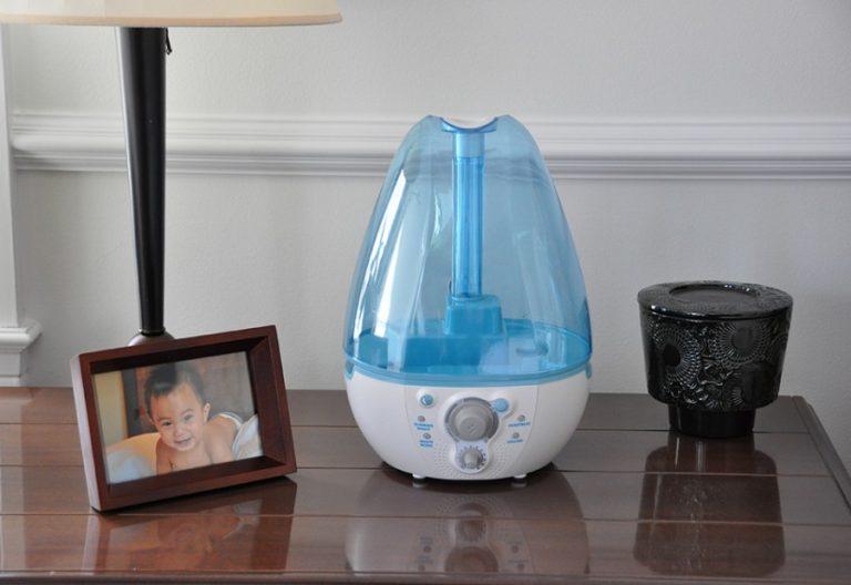 Как выбрать увлажнитель воздуха для новорожденных