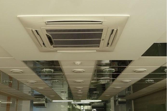 Критерии выбора кондиционеров для офисных и серверных помещений