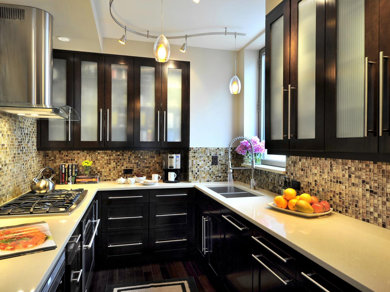Как отремонтировать кухню 9 метров