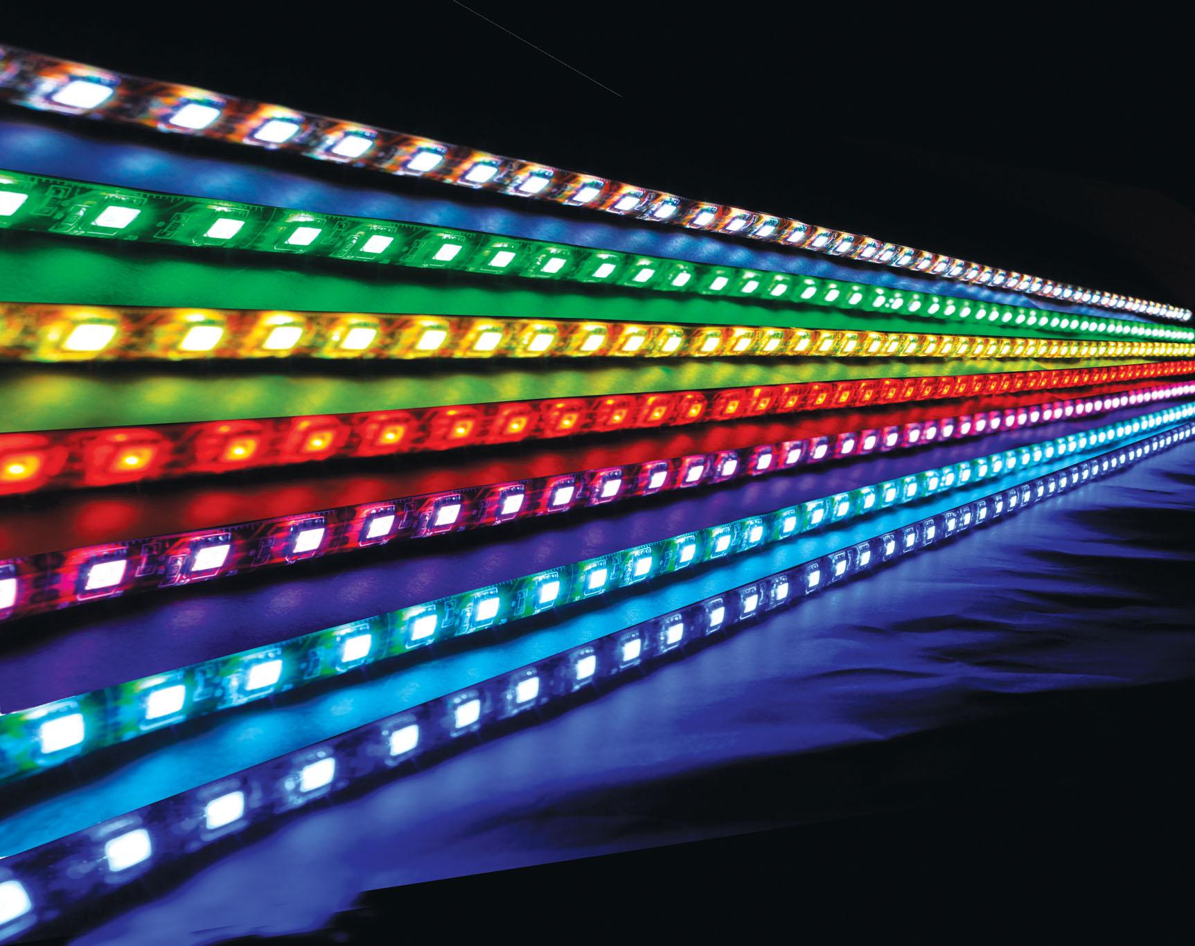 Что такое светодиодная лента — описание и технические характеристики