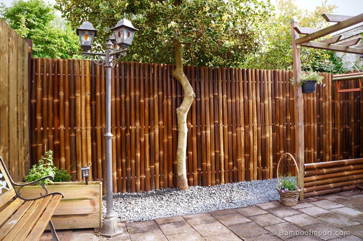 Виды деревянных заборов для частных домов