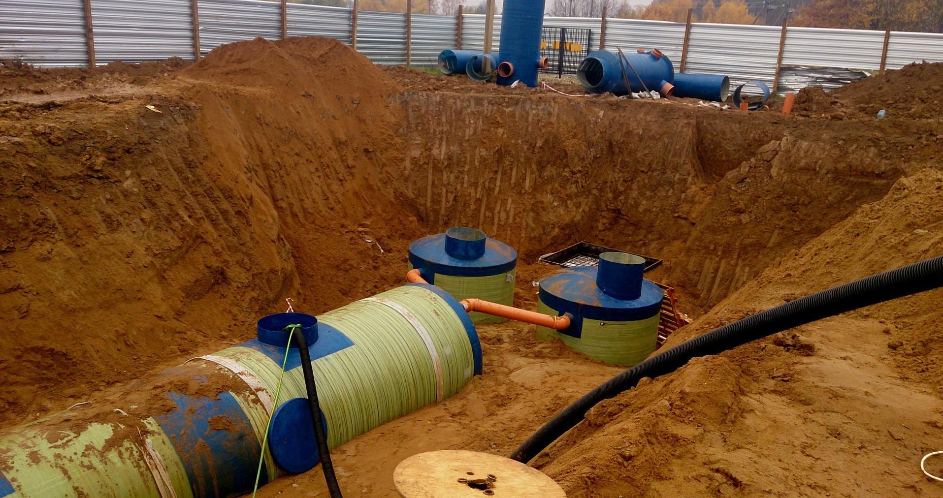 Особенности проектирования очистных сооружений канализации
