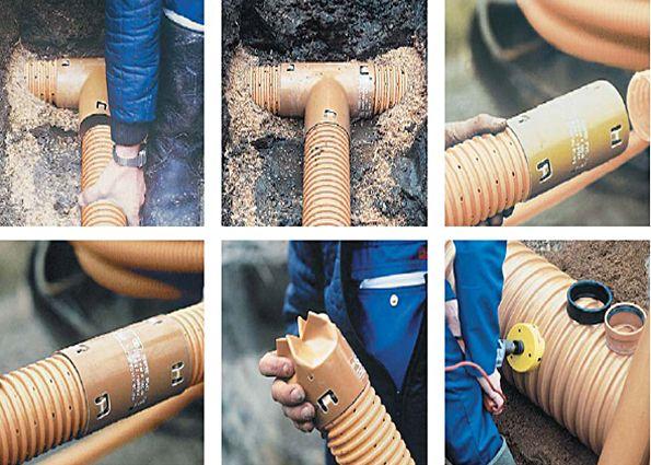 Как уложить дренажную трубу своими руками
