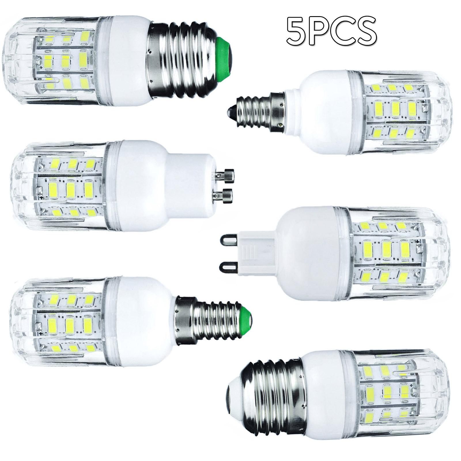 Виды цоколей светодиодных лампочек — резьбовые и штыревые