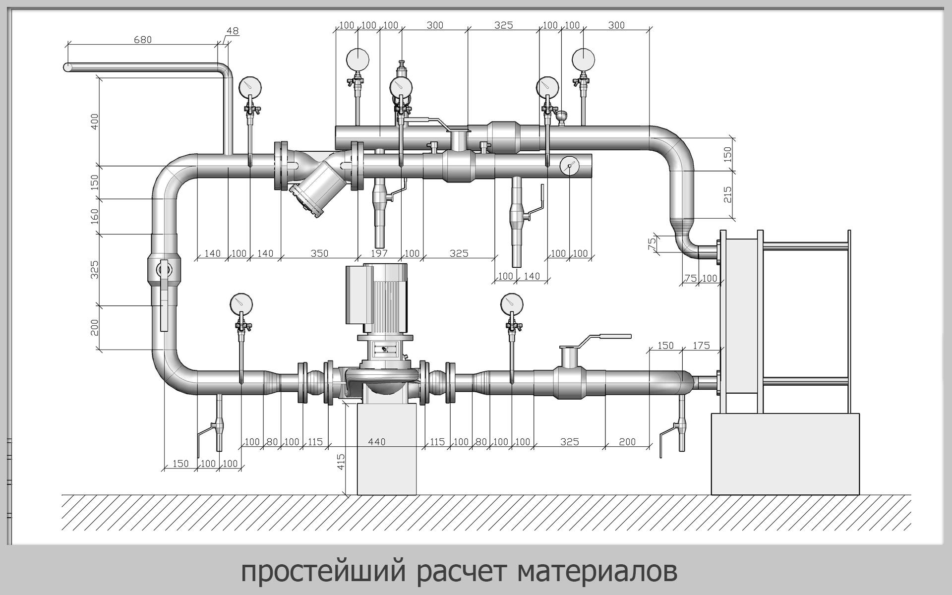 Как прокладывается наружный водопровод