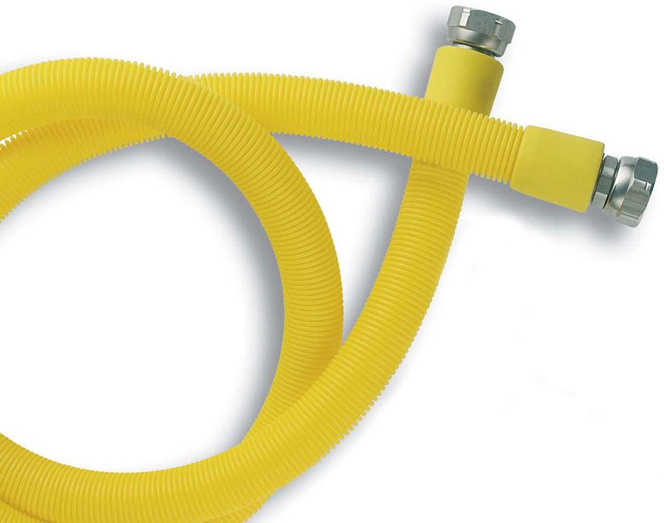 Срок службы и разновидности газовых шлангов