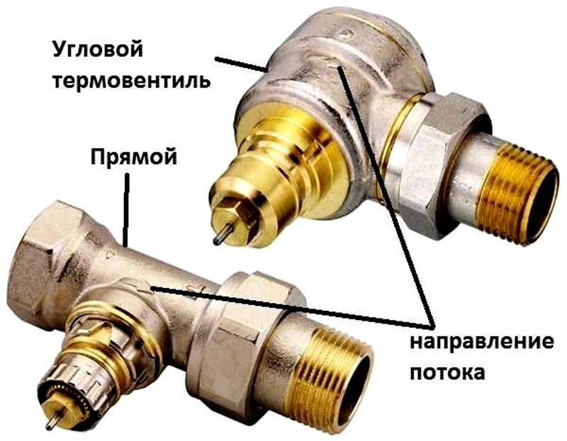 Виды и установка кранов для радиатора отопления