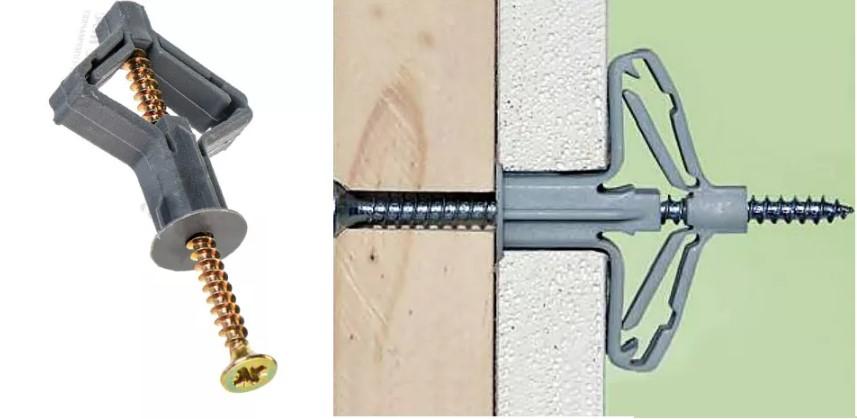 Как повесить шкаф на гипсокартонную стену — сравнение способов, пошаговые инструкции