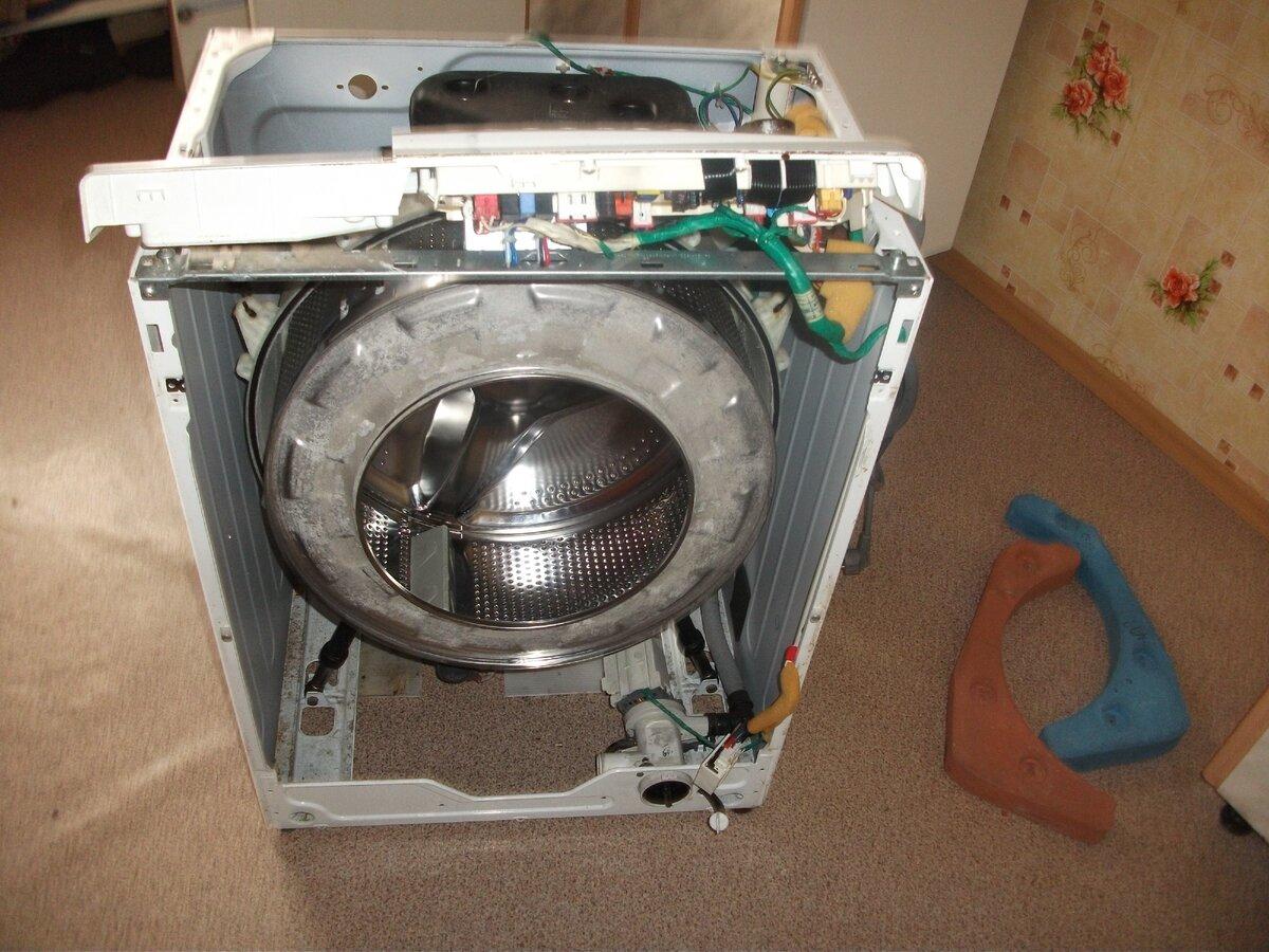 Ремонтируем стиральную машину самостоятельно