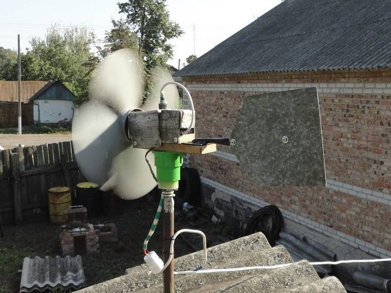 Ветрогенератор своими руками: как сделать ветрогенератор для дома по проекту