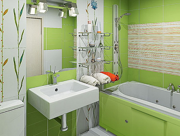 Как отремонтировать ванную комнату в хрущевке