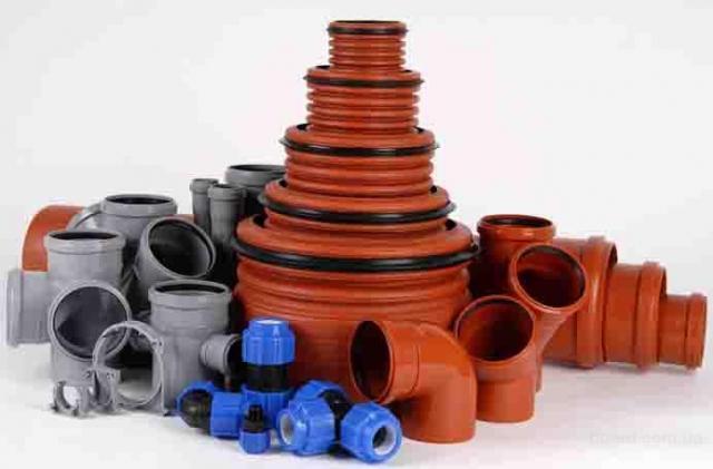 Назначение и отличительные свойства труб для канализации разных цветов