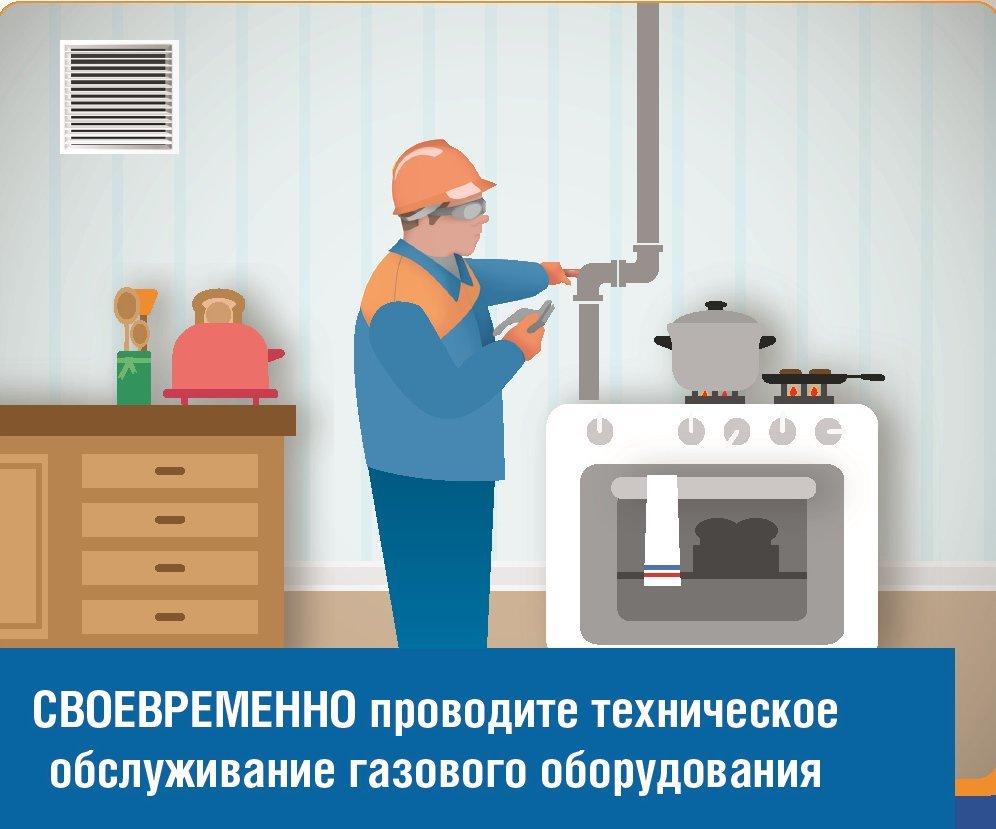 Правила эксплуатации внутридомового газового оборудования