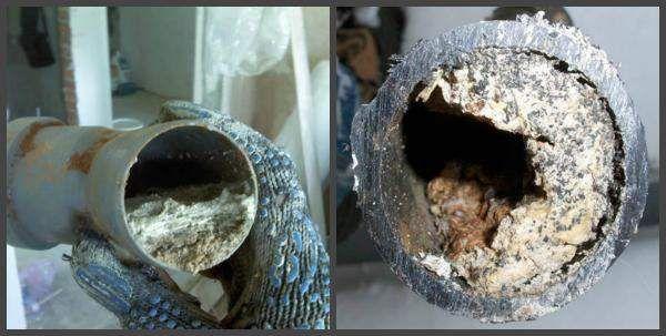 5 лучших способов расщепления жира в канализационных трубах
