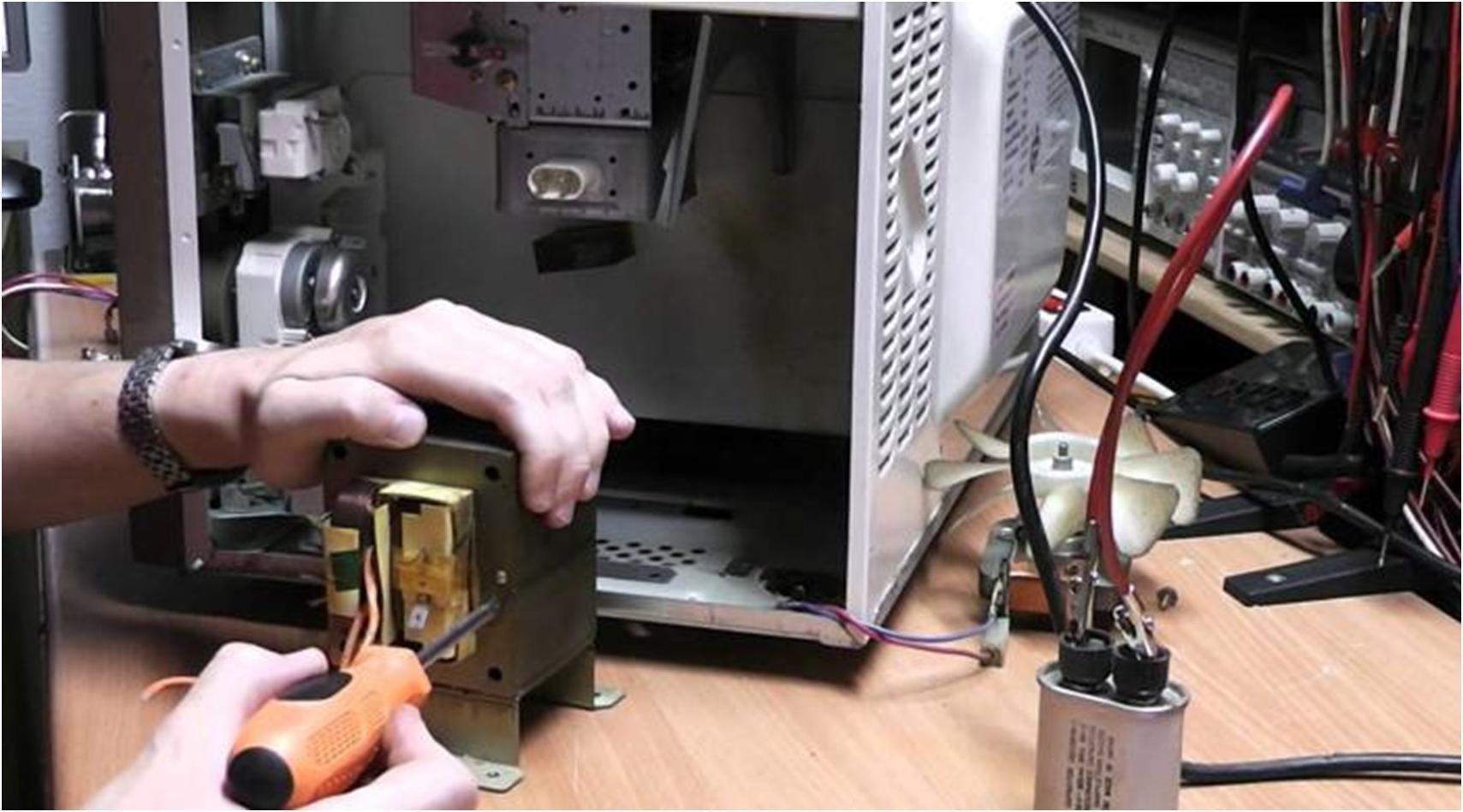 Что делать если микроволновка работает но не греет