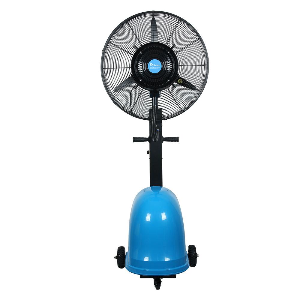 Вентилятор с увлажнителем воздуха: принцип работы, выбор, советы