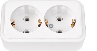 Штепсельные двухполюсные розетки с заземлением: технические характеристики