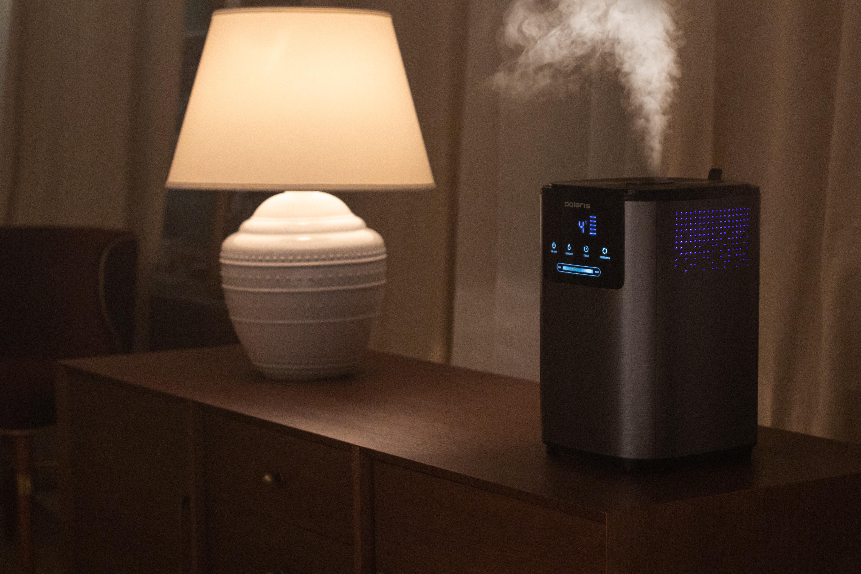 Виды увлажнителей воздуха с ионизацией: пористые, паровые, ультразвуковые